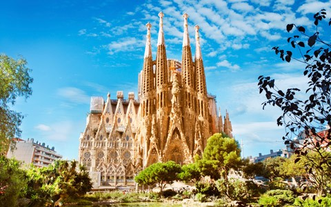 Main Attractions of Barcelona