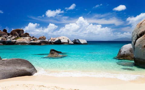 Best Beaches BVI's