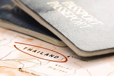 How to get to Thailand