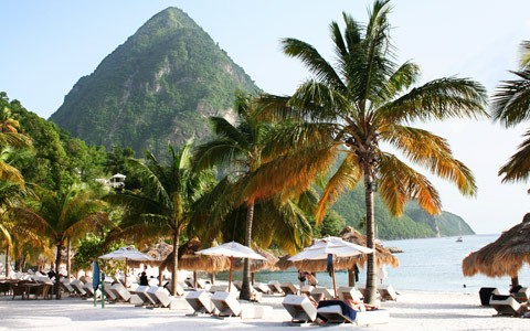Best Beaches St Lucia