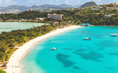 Best Beaches  Antigua