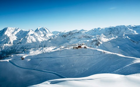 Things to do in Courchevel