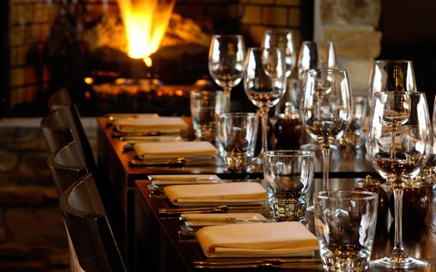 Courchevel Restaurant Guide