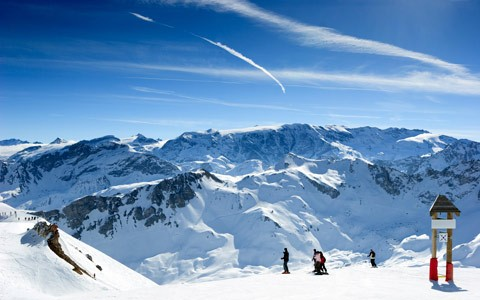 Things to do in Meribel