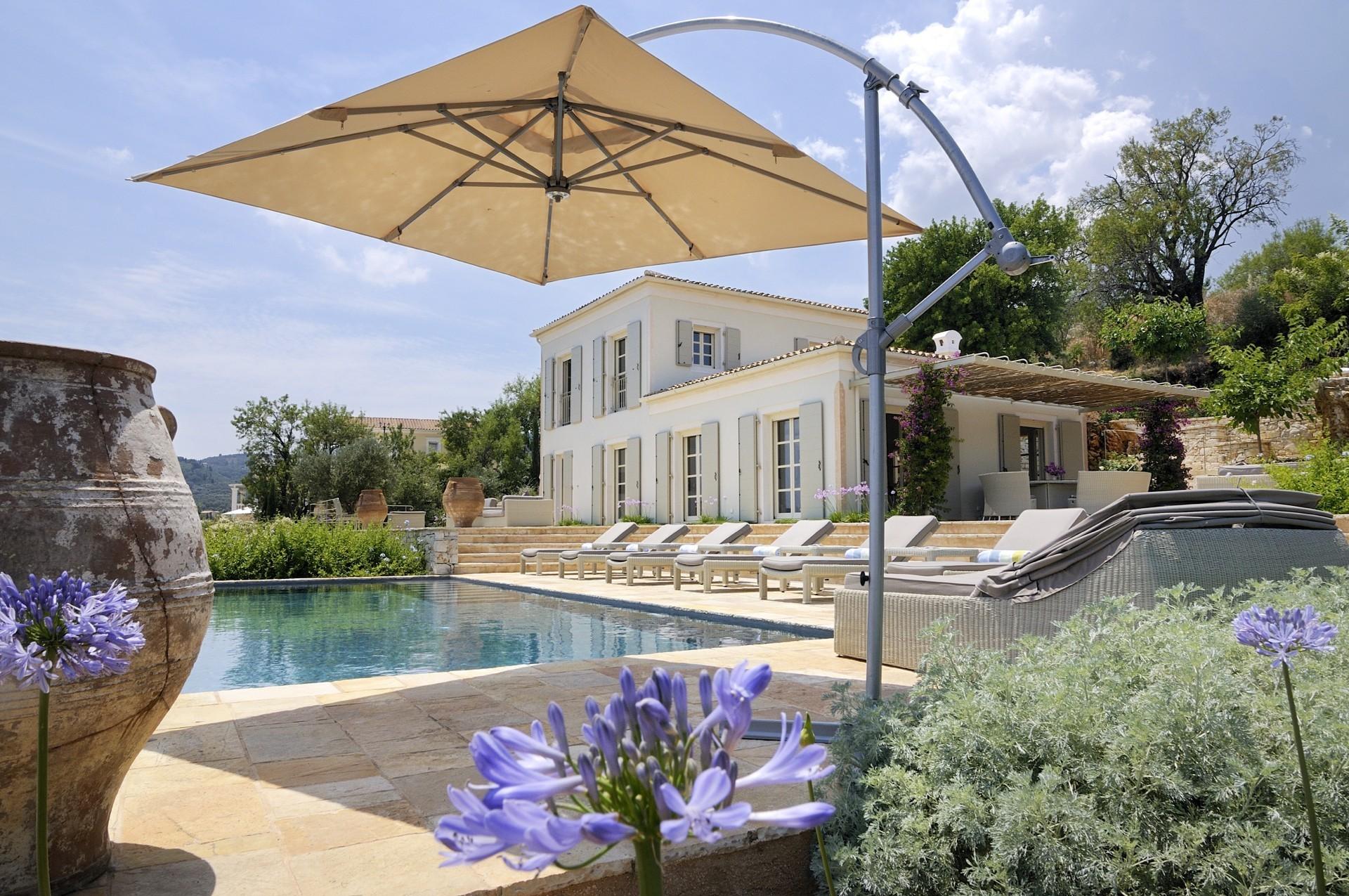 Corfu Villa Cecile