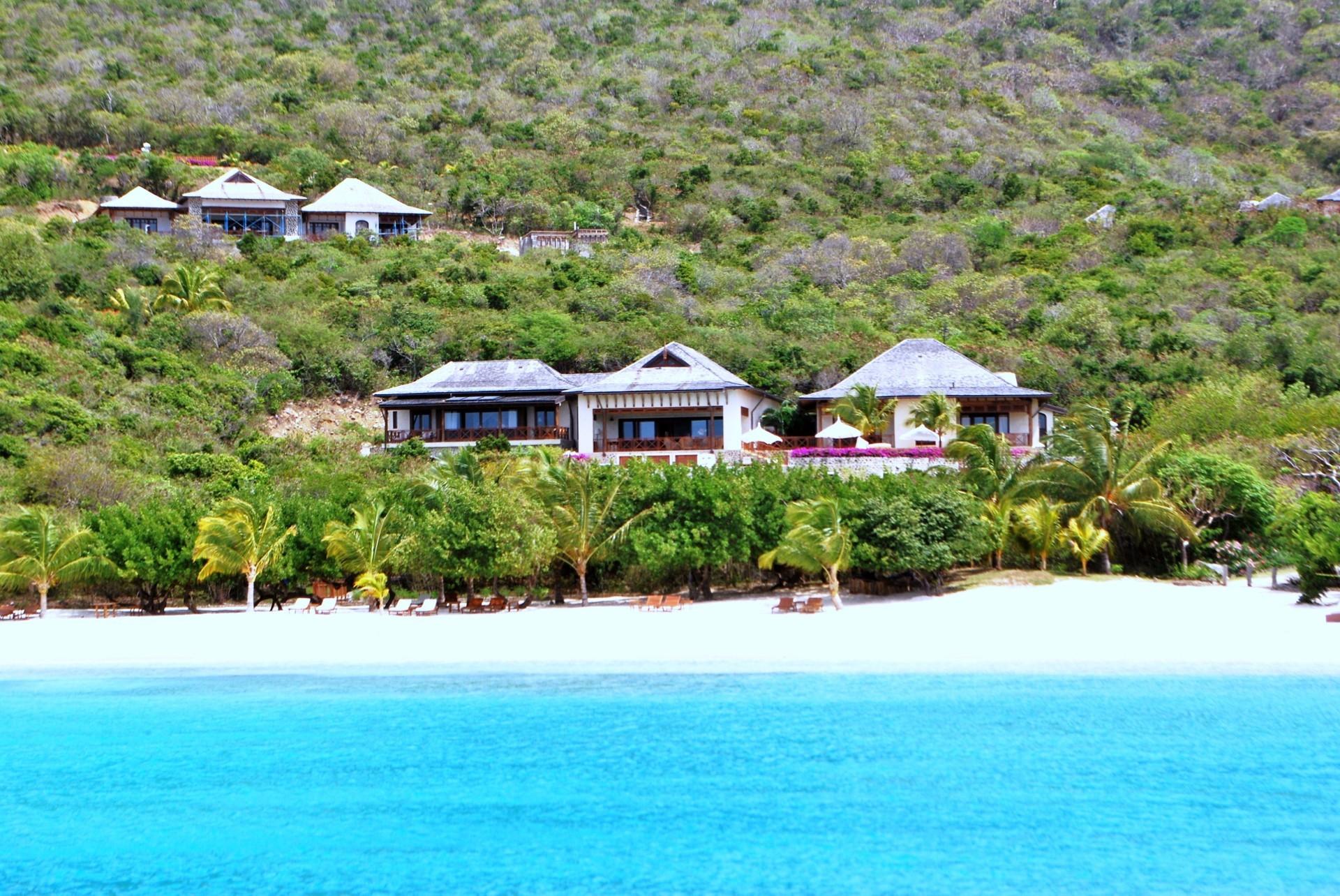 The Grenadines Villa Big Blue Ocean Canouan Island