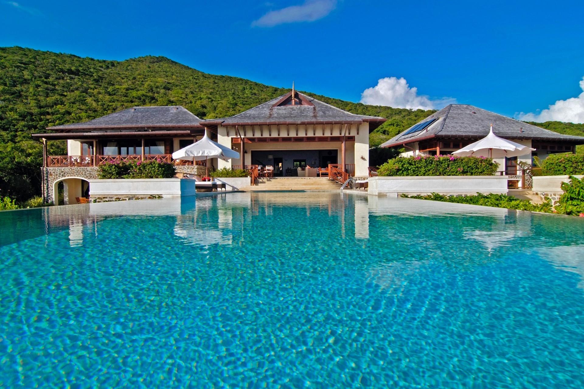 The Grenadines Villa Silver Turtle Canouan Island