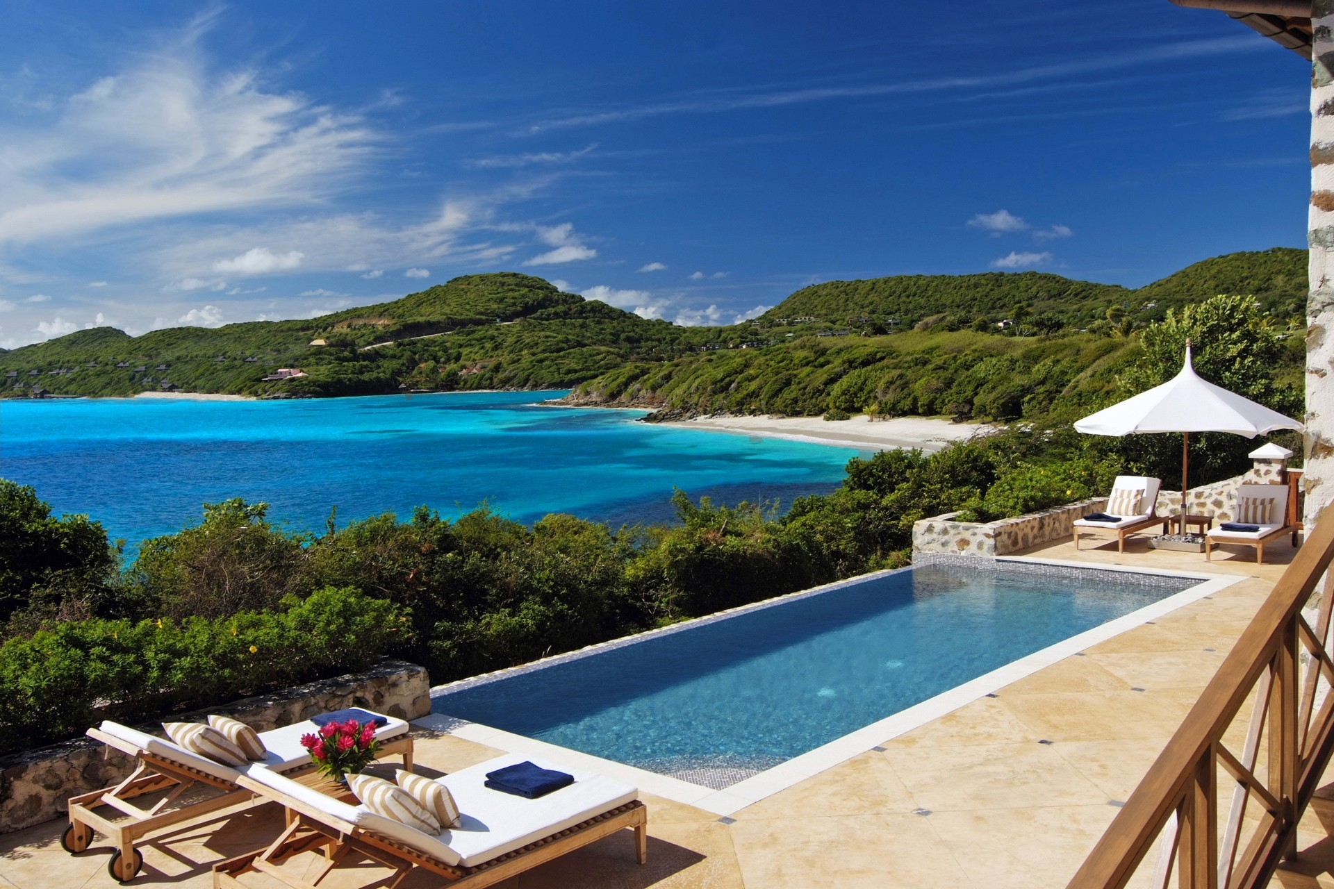 The Grenadines Villa Beach House Canouan Island