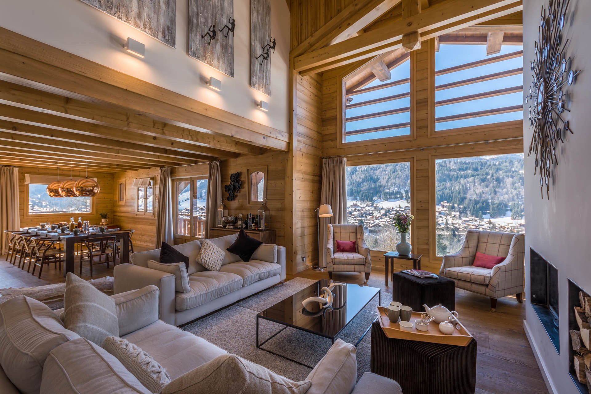 French Alps Chalet M Morzine