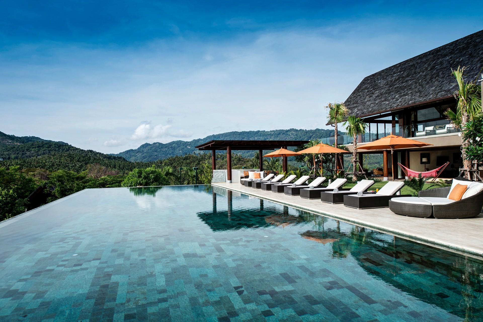 Thailand Koh Samui Praana Residence