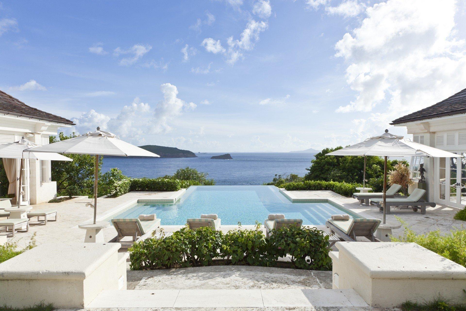 Villa Jolies Eaux - Mustique Island