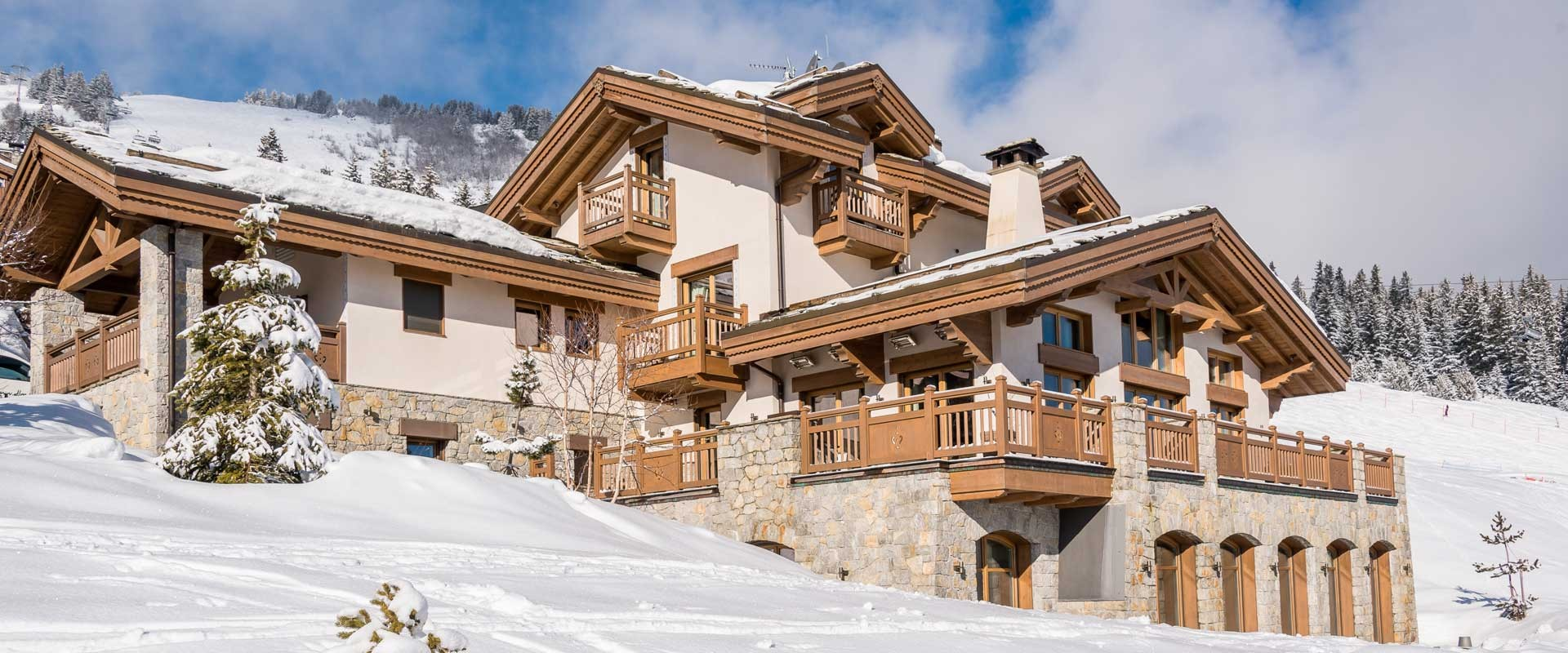 Shemshak Lodge, Le Plantrey - Courchevel 1850