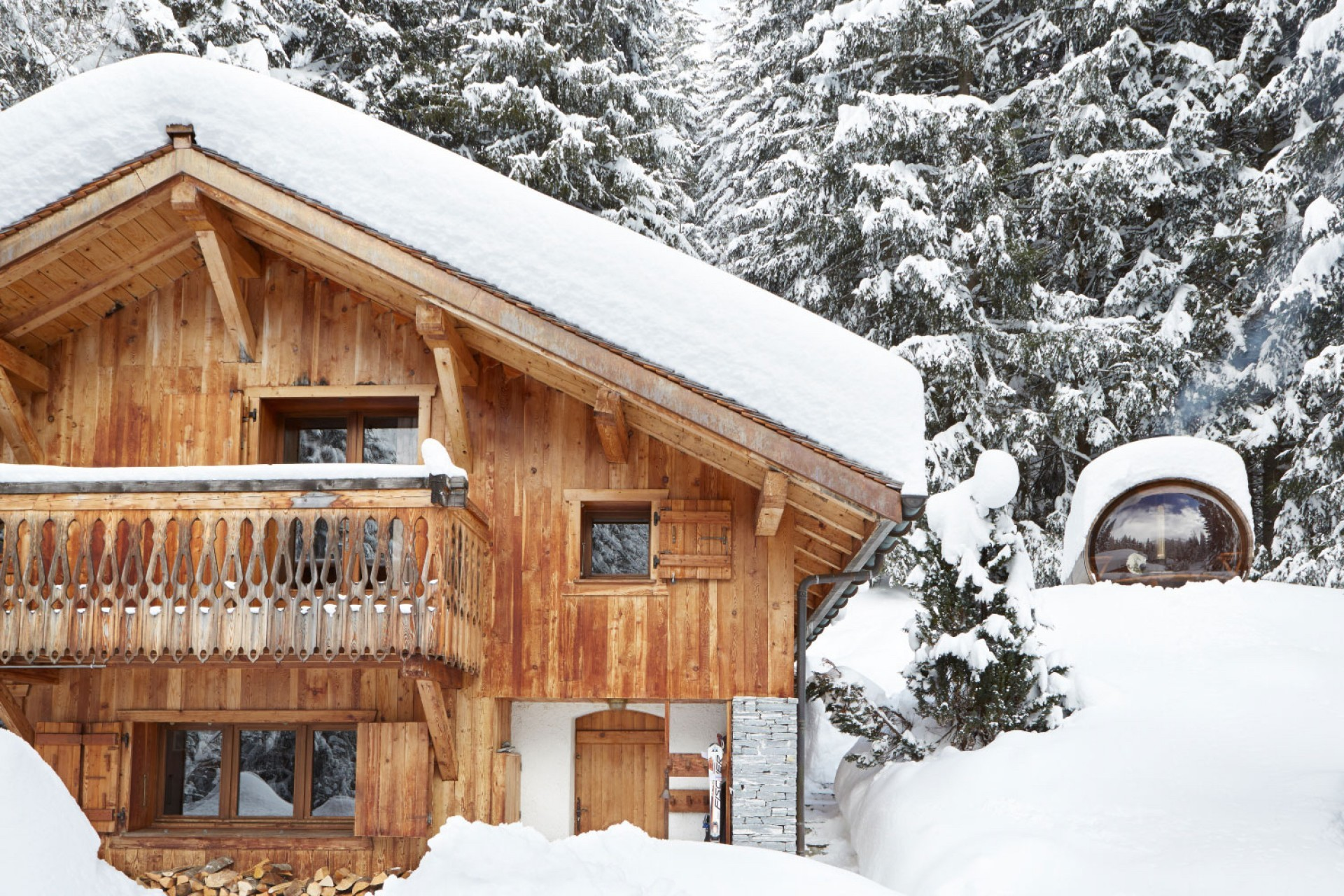 Chalet Retreat argentiere chamonix