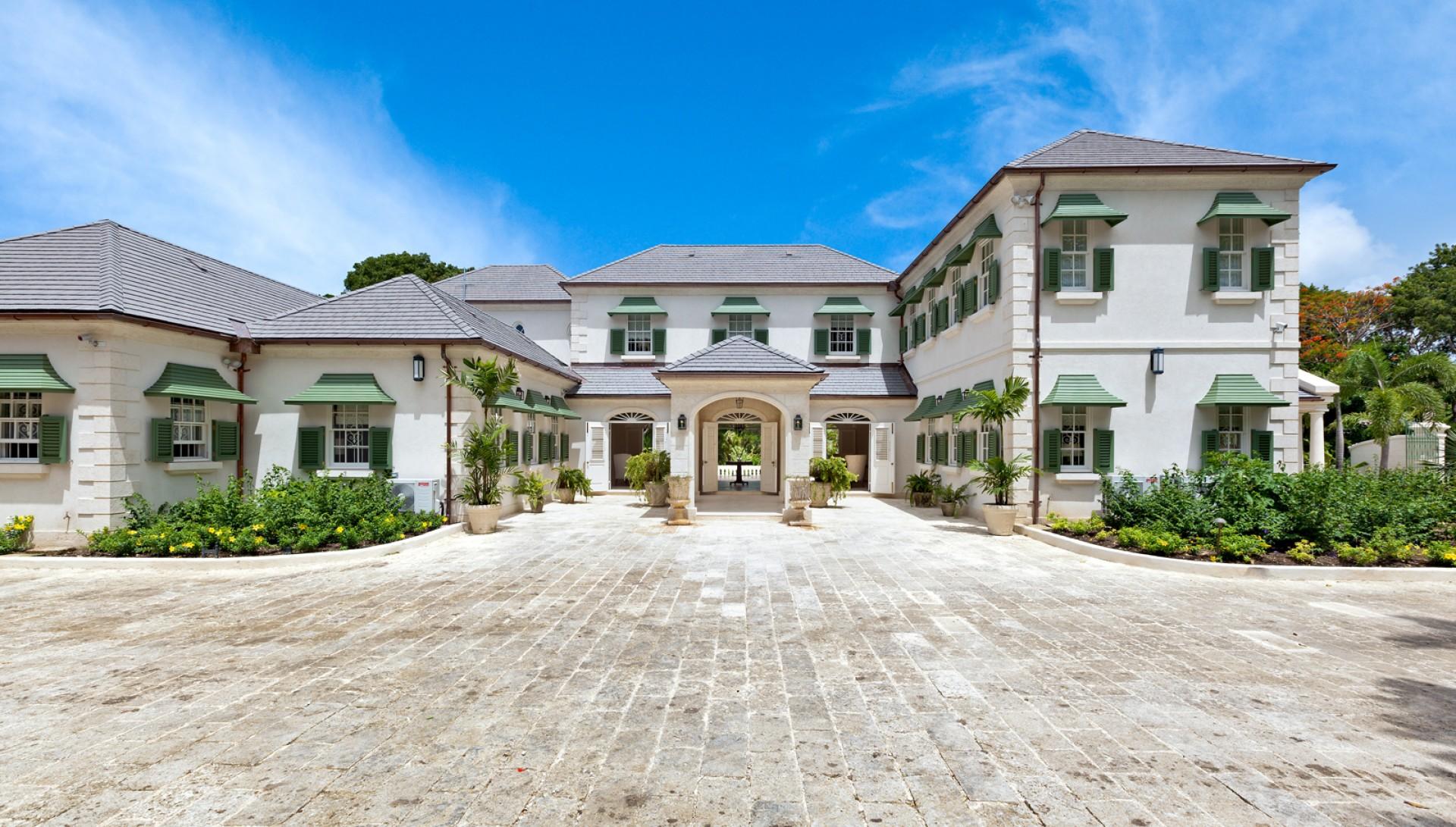 Barbados Villa Windward Sandy Lane Estates