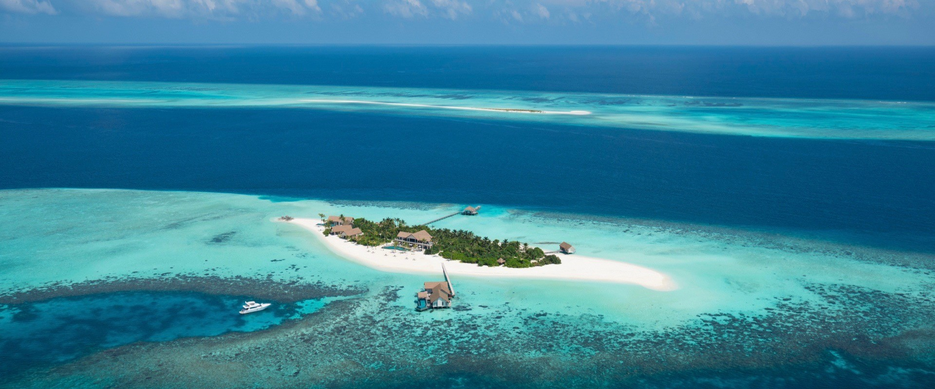 Four Seasons Maldives Indian Ocean Voavah Private island