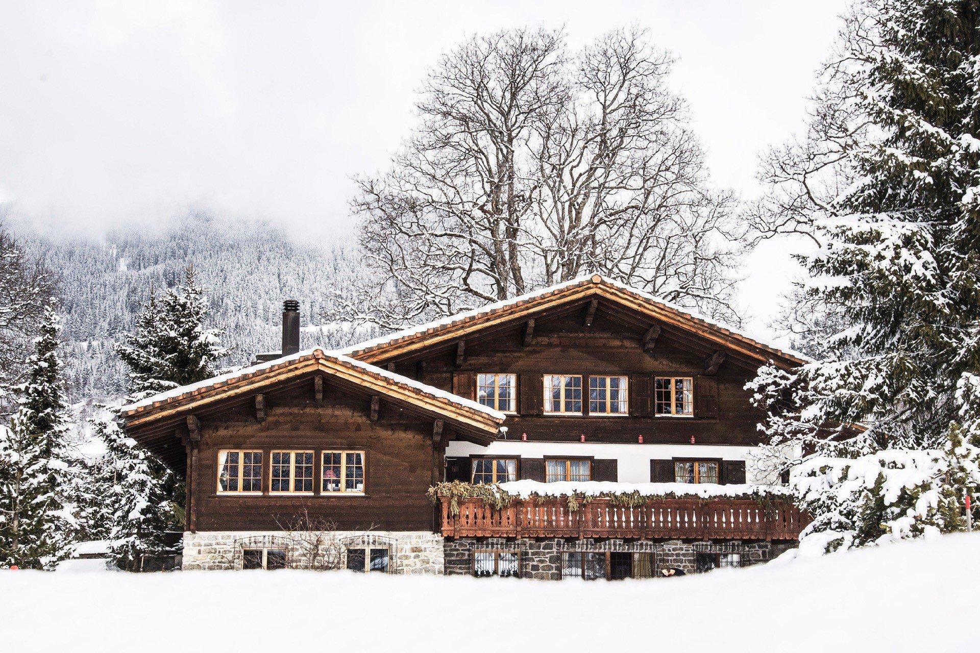 Klosters Chalet Maldeghem Switzerland