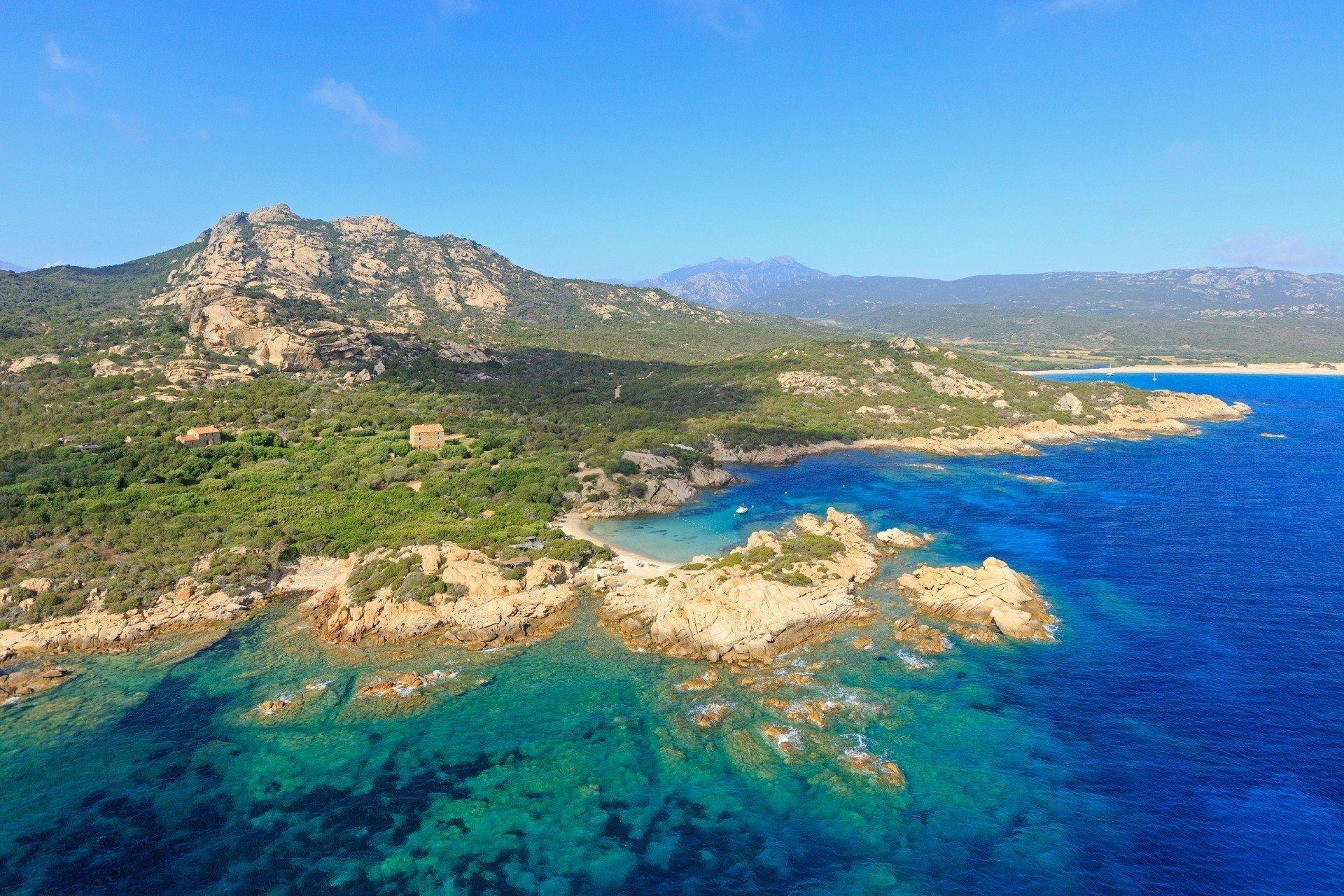 Corsica Villa Albitru murtoli