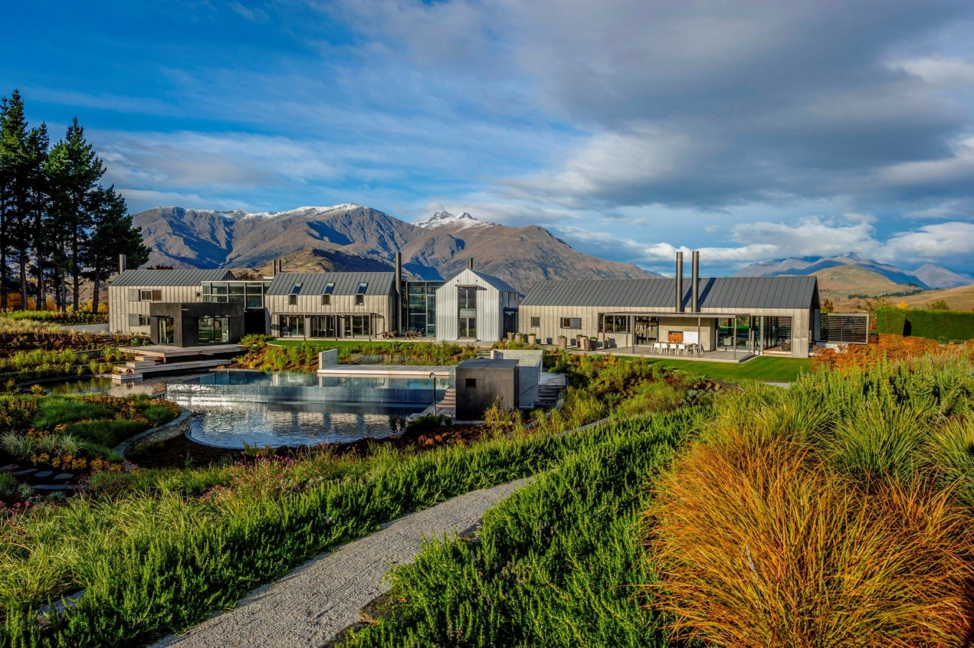 New Zealand Queenstown Lodge at The Hills