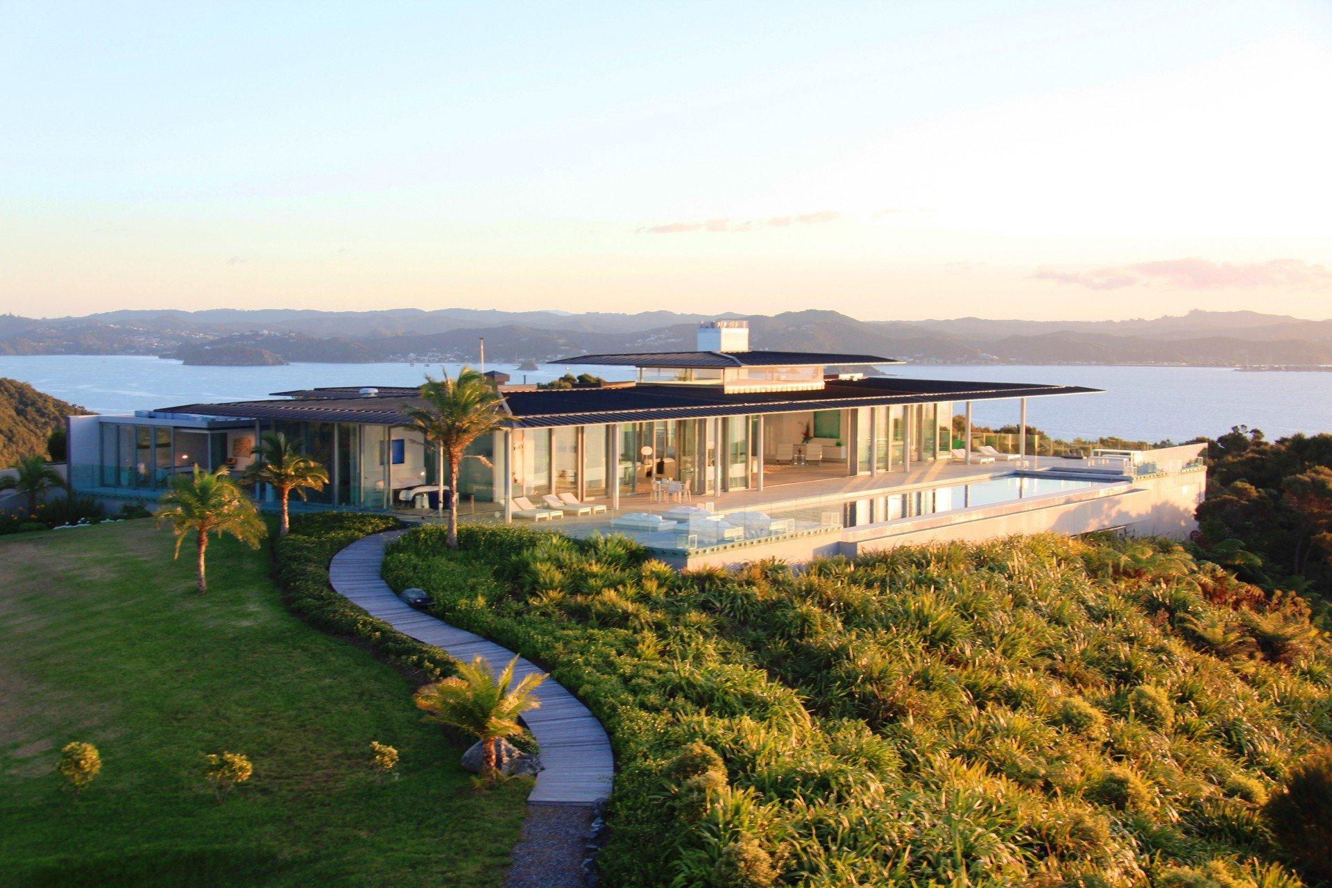 New Zealand Rusell Rahimoana at Eagles Nest