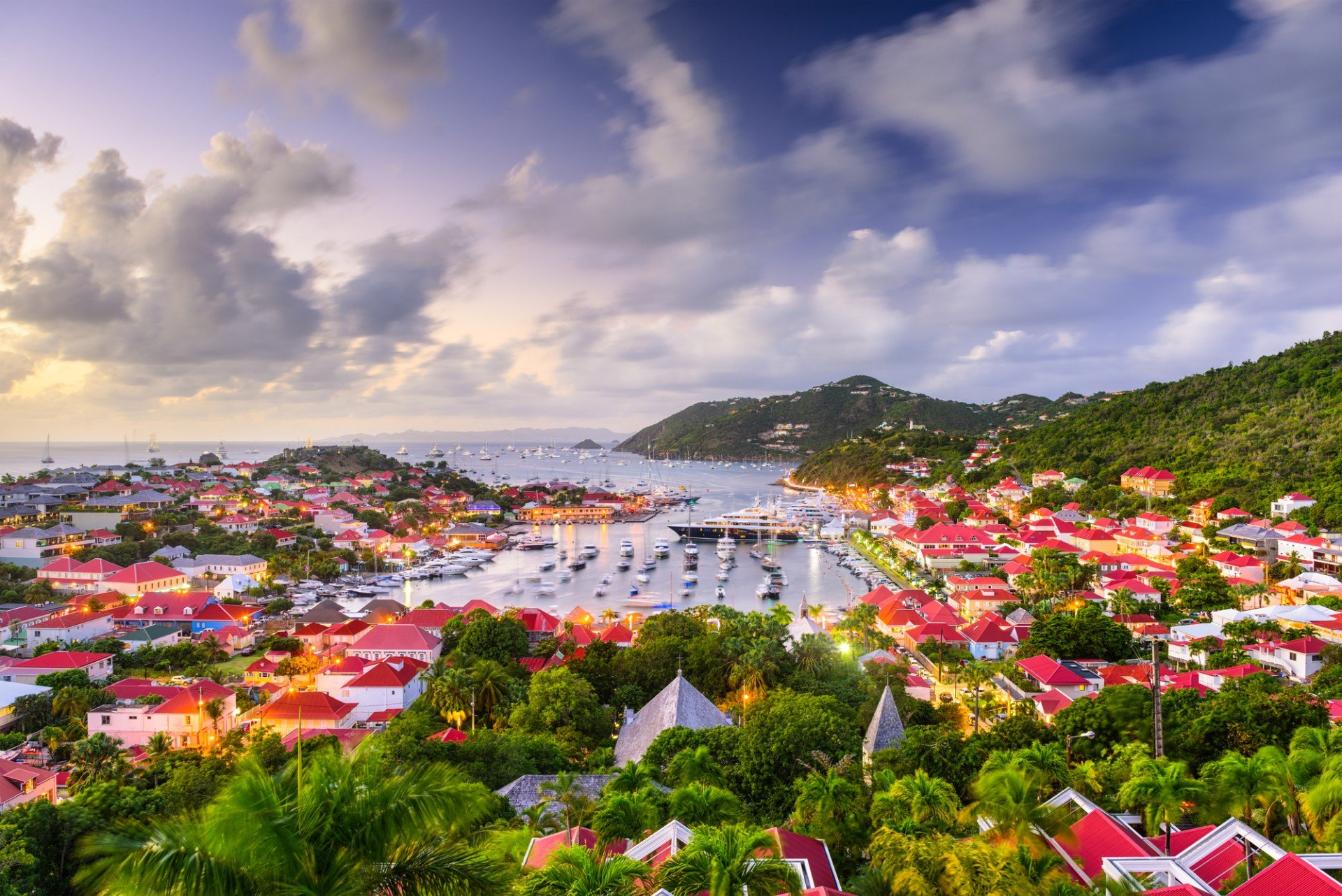 St Barts Gustavia