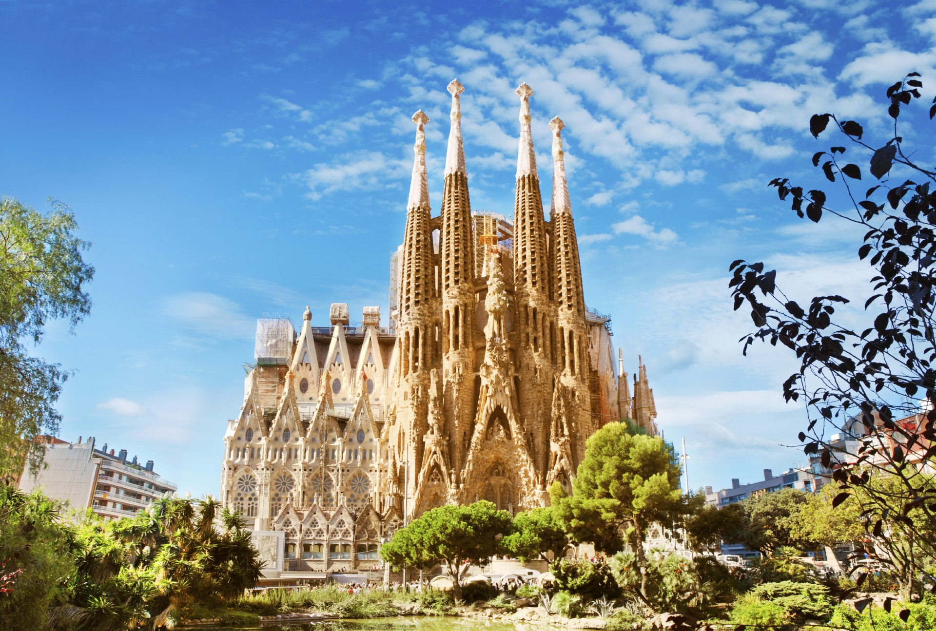 Barcelona Villas and Luxury Hotels