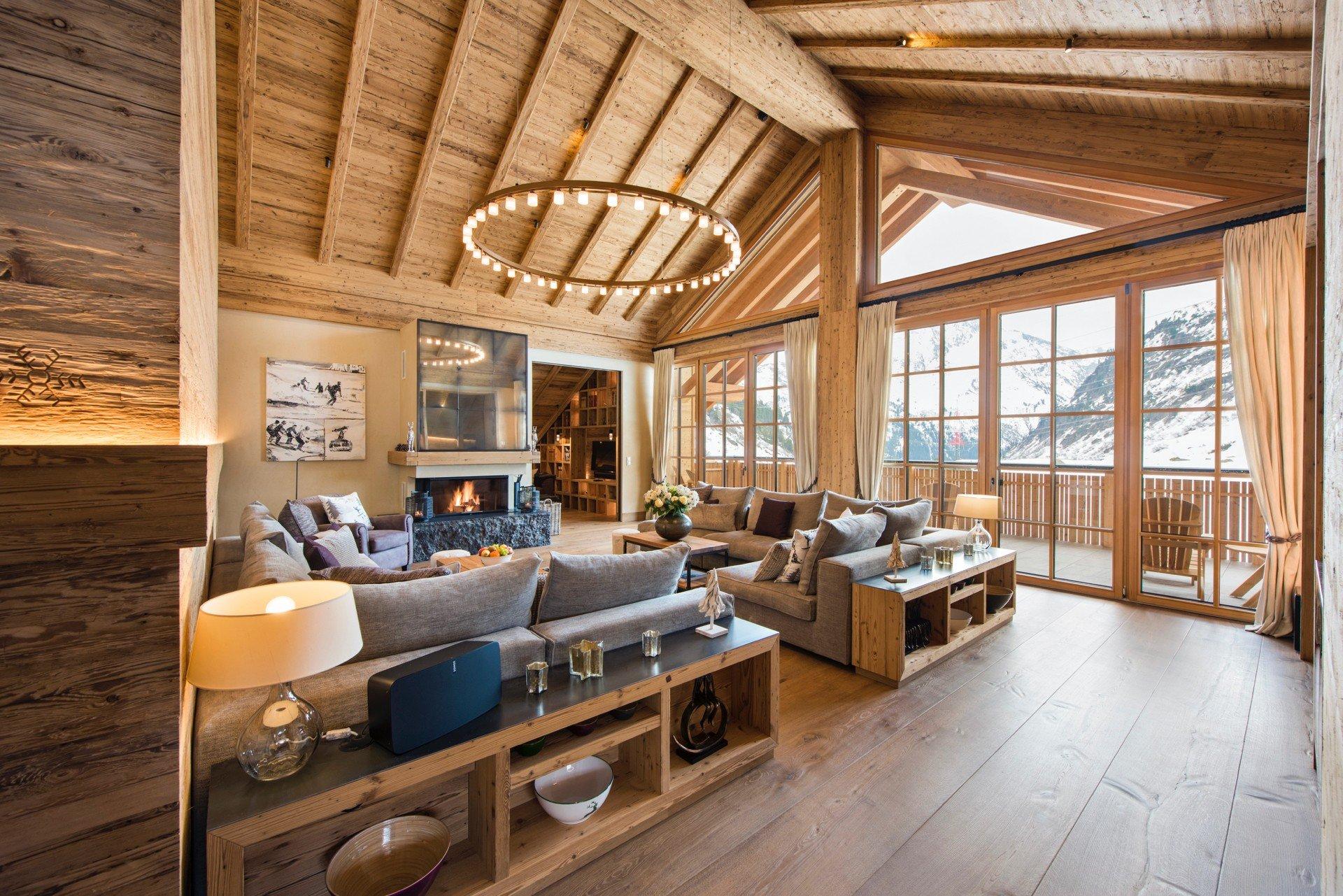 St Anton Crux Penthouse Austria ski holidays luxury