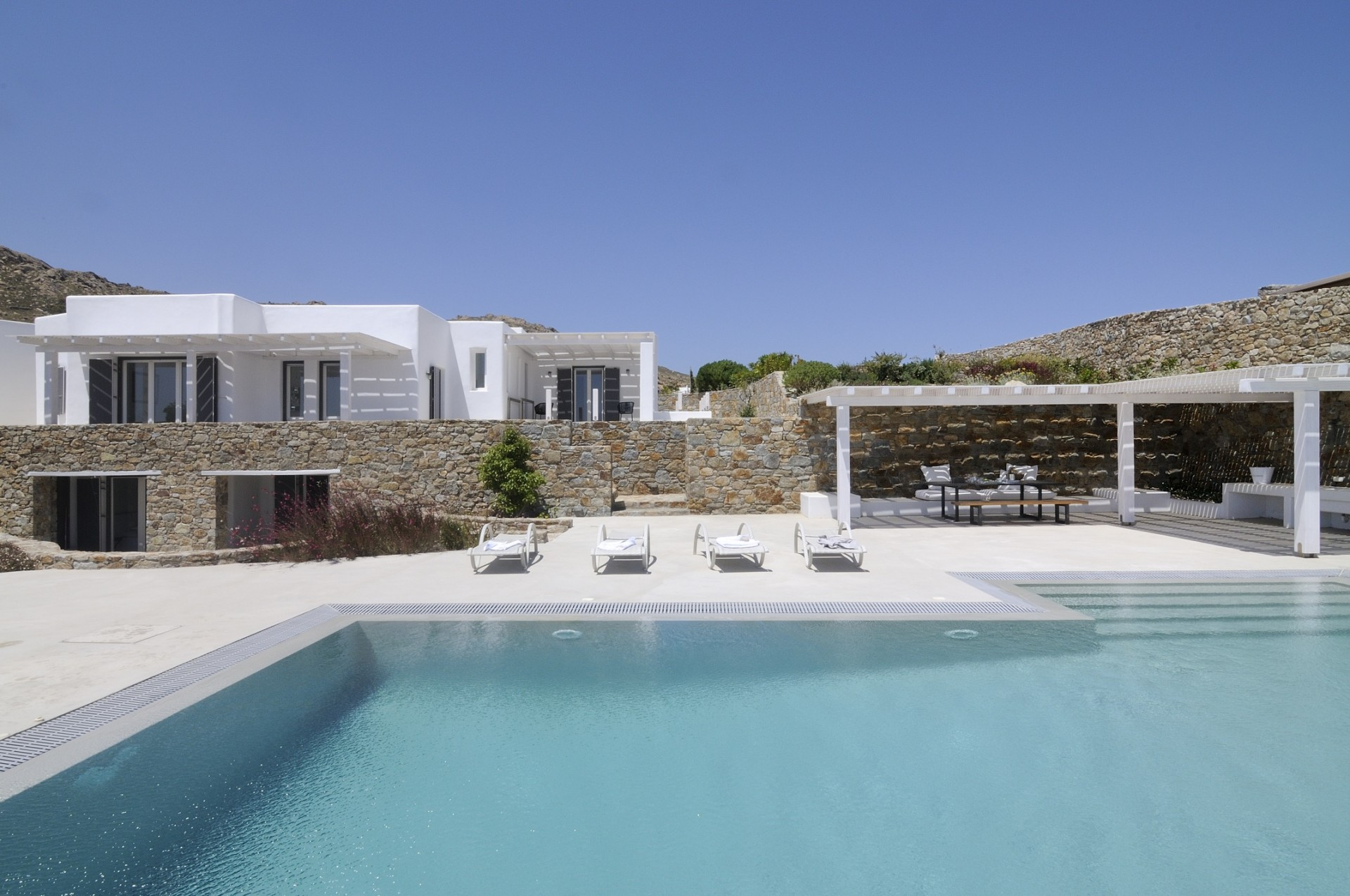 Mykonos villa neelan | Greece Villas | Mykonos vacation