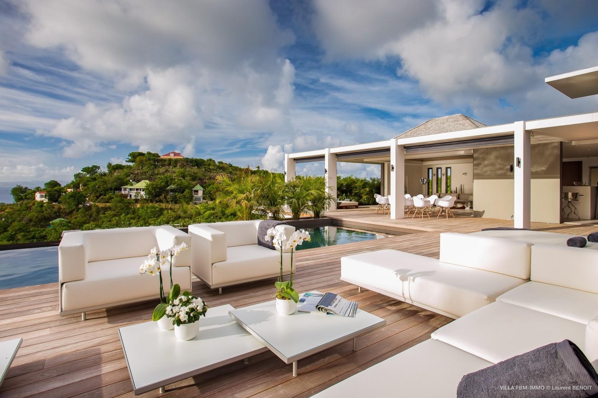 St Barts Villa Legends B Lurin
