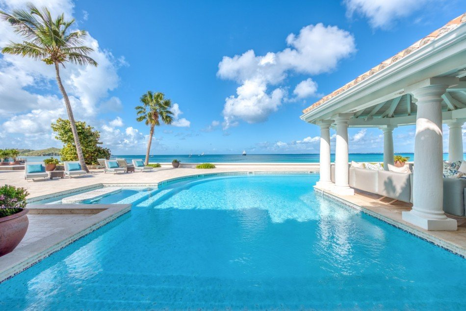 Grand Case Villas - Petite Plage 5 - Grand Case - Caribbean | Luxury Vacation Rentals