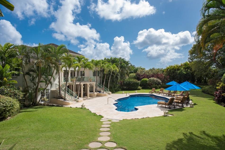 Barbados Villas - Aliseo - Sandy Lane Estates - Caribbean | Luxury Vacation Rentals
