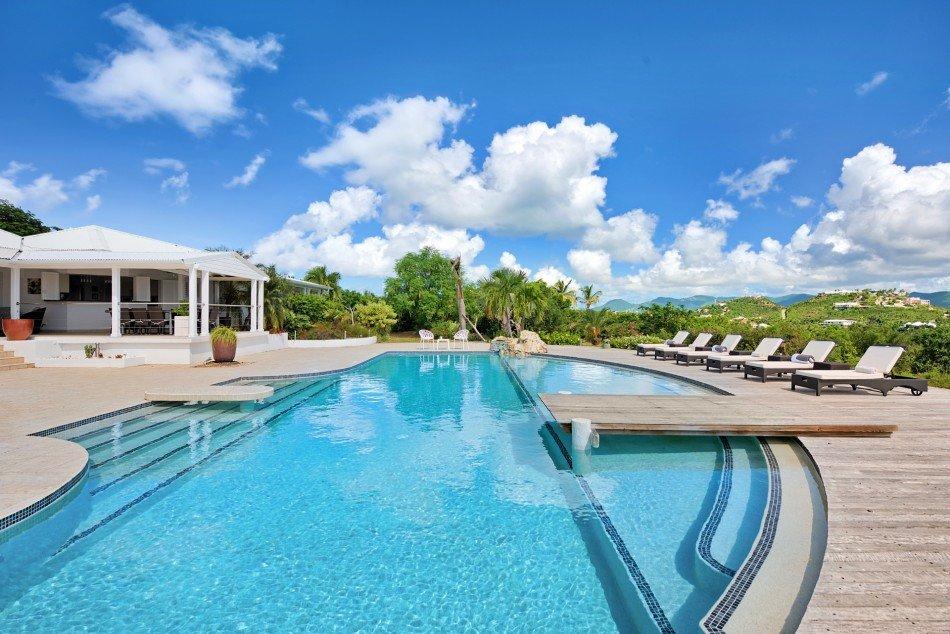 Terres Basses Villas - Sol E Luna - Terres Basses - Caribbean | Luxury Vacation Rentals