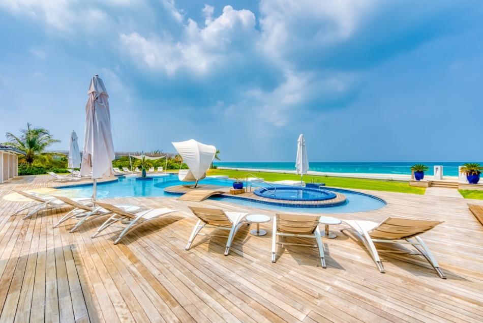 Terres Basses Villas - C'est La Vie - Terres Basses - Caribbean | Luxury Vacation Rentals