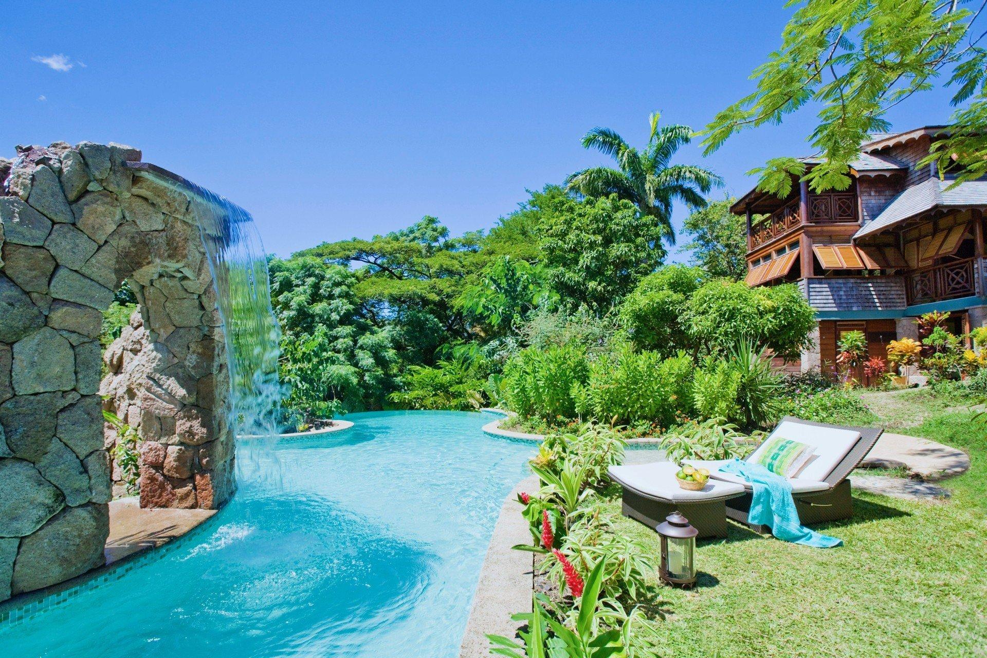 C Est La Vie St Lucia Villa C Est La Vie St Lucia St
