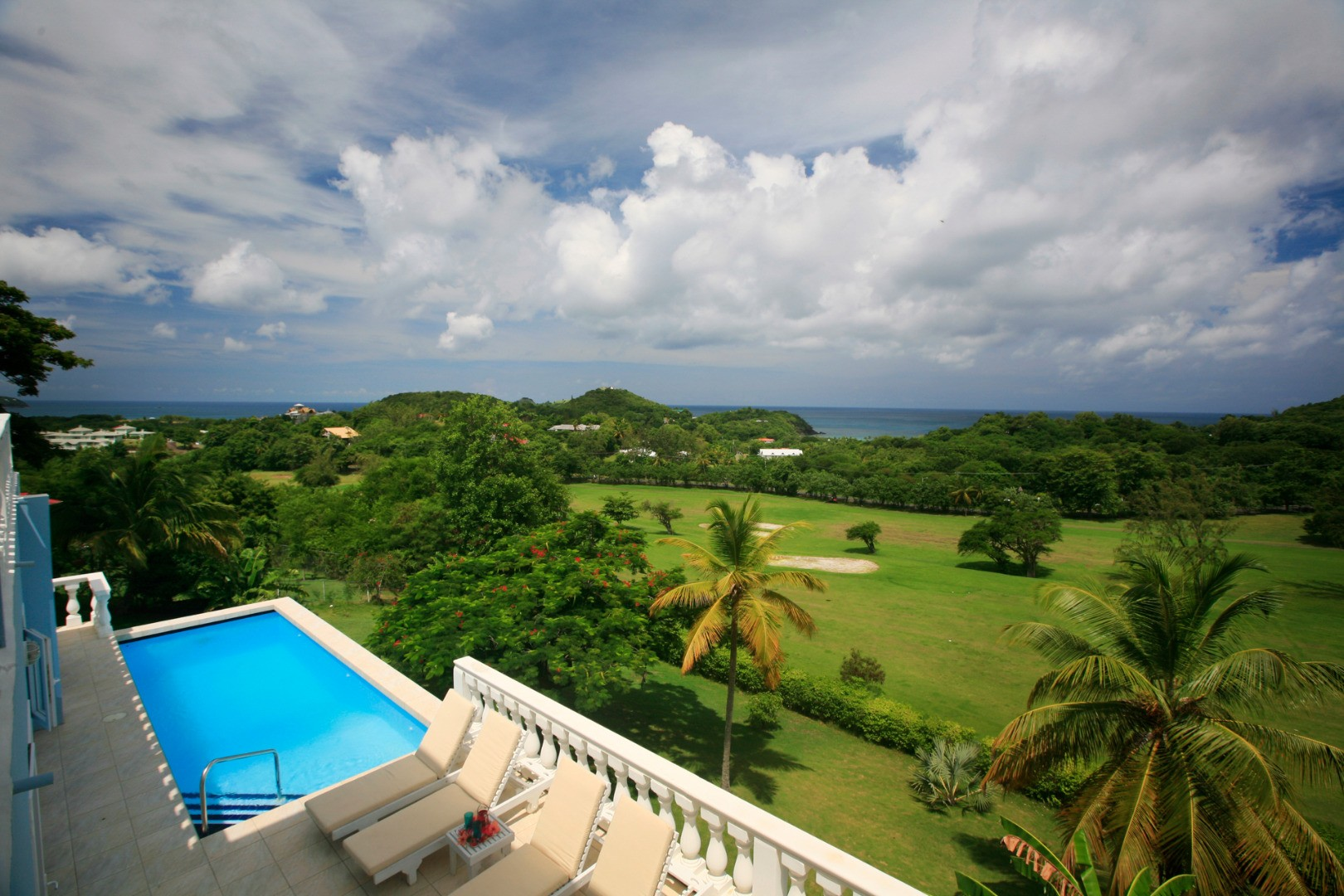 Blue Moon - villa Blue Moon St Lucia | Isle Blue