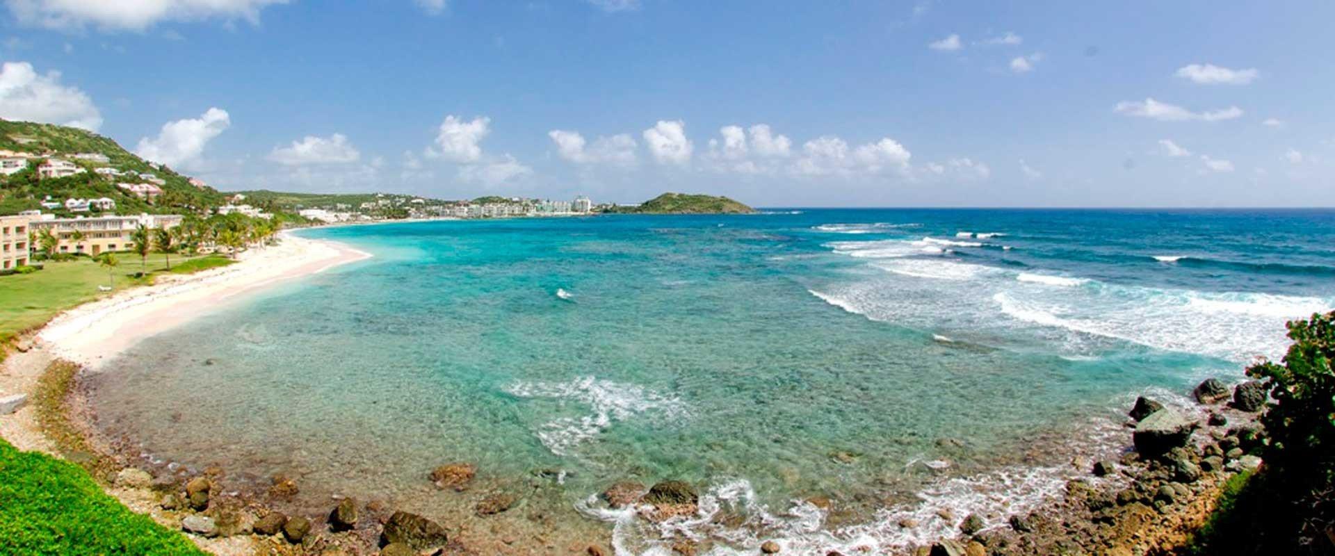 Younes Villa Younes St Martin Isle Blue