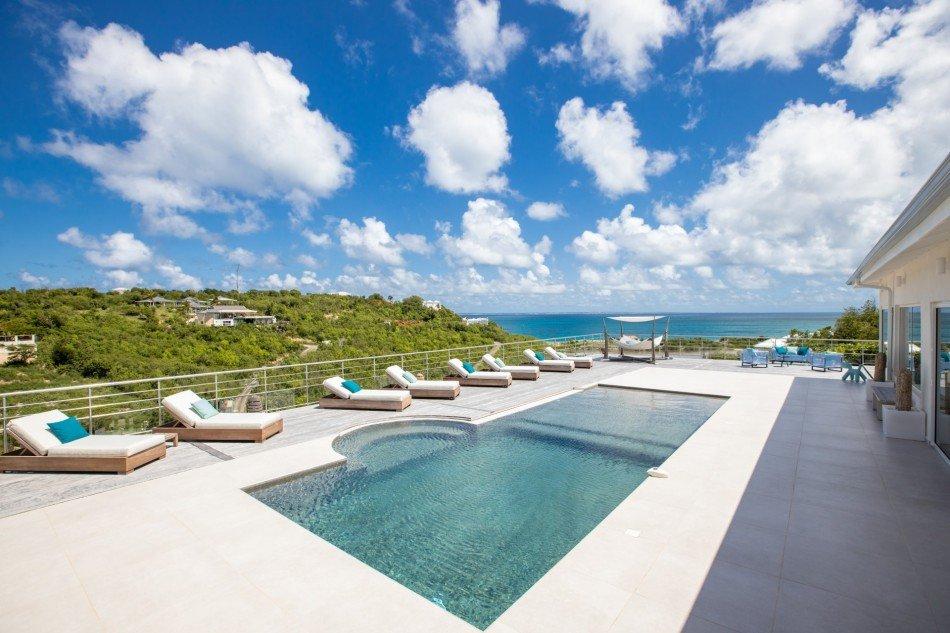 Terres Basses Villas - Azur Dream - Terres Basses - Caribbean   Luxury Vacation Rentals