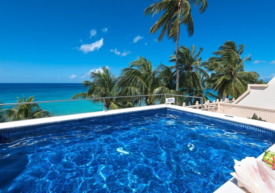 Barbados Villas - Reeds House 1 - Penthouse - Reeds Bay, St James - Caribbean | Luxury Vacation Rentals