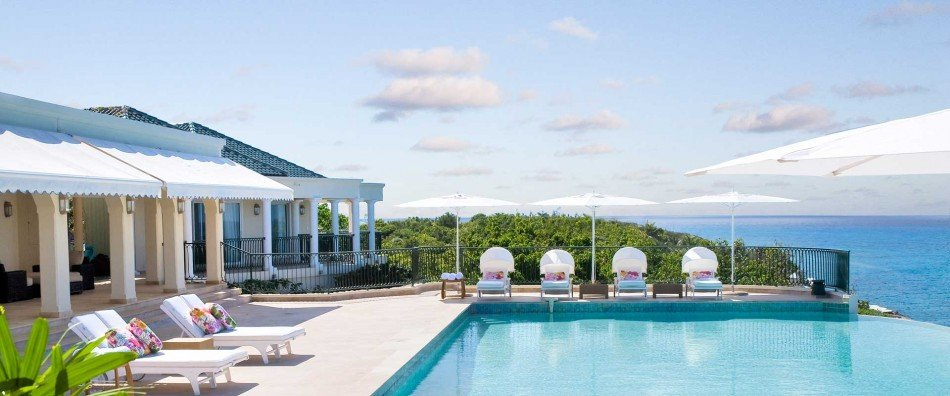 Terres Basses Villas - La Dacha - Terres Basses - Caribbean | Luxury Vacation Rentals