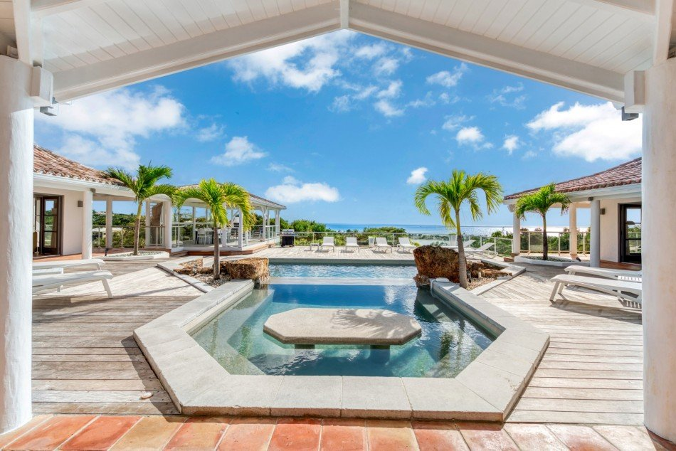 Terres Basses Villas - Belle Fontaine - Terres Basses - Caribbean | Luxury Vacation Rentals