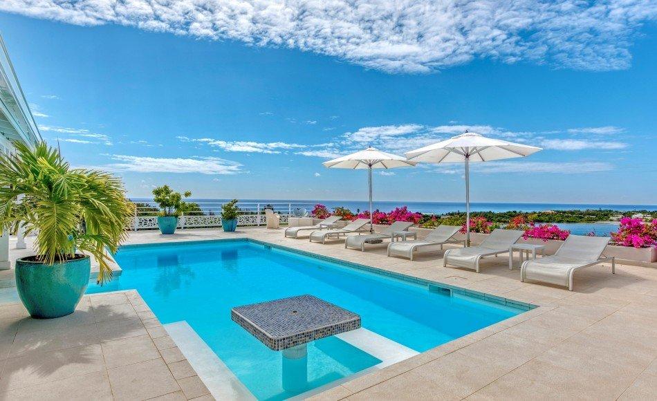 Terres Basses Villas - La Magnolia - Terres Basses - Caribbean | Luxury Vacation Rentals