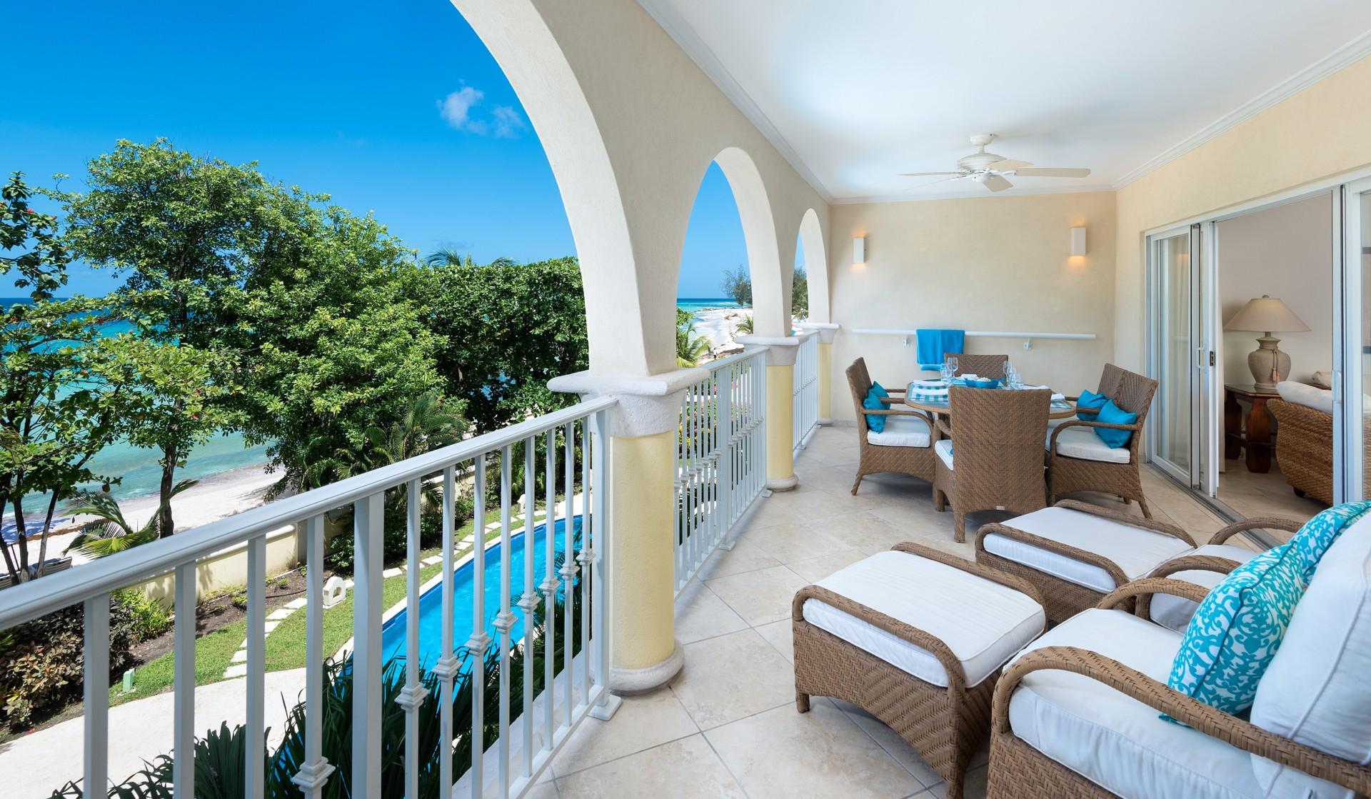 Sapphire Beach 205 Villa Sapphire Beach 205 Barbados Isle Blue