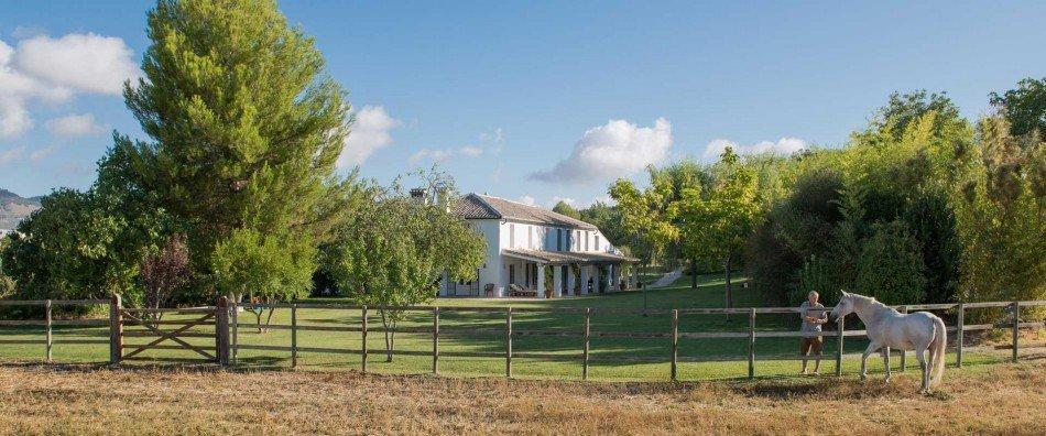Marbella Villas - El Noque - Ronda - Spain | Luxury Vacation Rentals