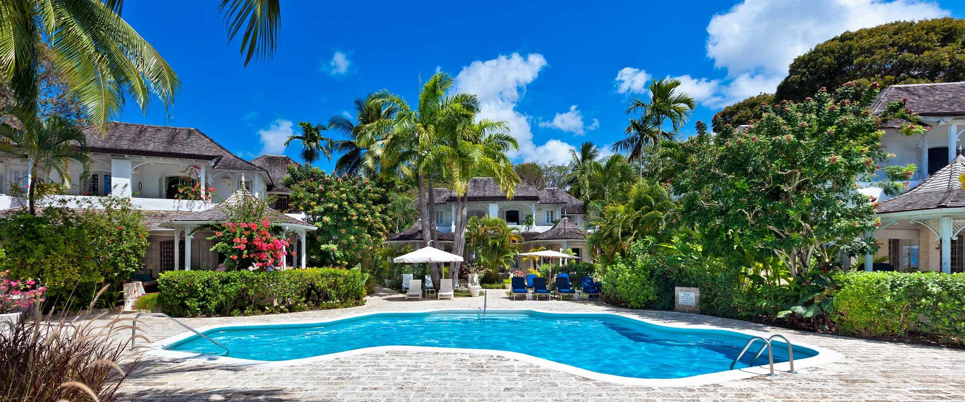 Emerald Beach 3 Villa Emerald Beach 3 Barbados Isle Blue