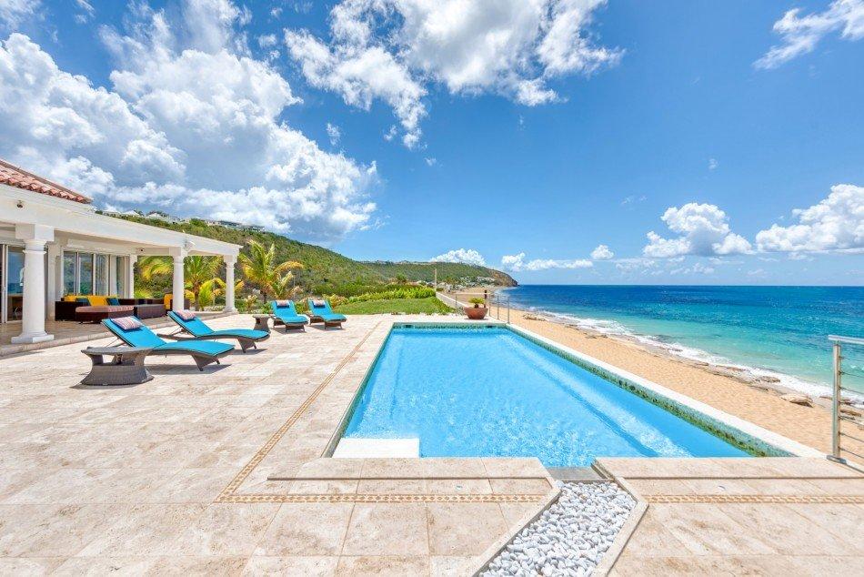 Baie Rouge Beach Villas - La Vie en Bleu - Baie Rouge Beach - Caribbean | Luxury Vacation Rentals