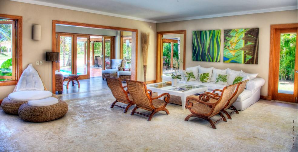 Jaguey 3 villa jaguey 3 punta cana isle blue for Punta cana villa rental