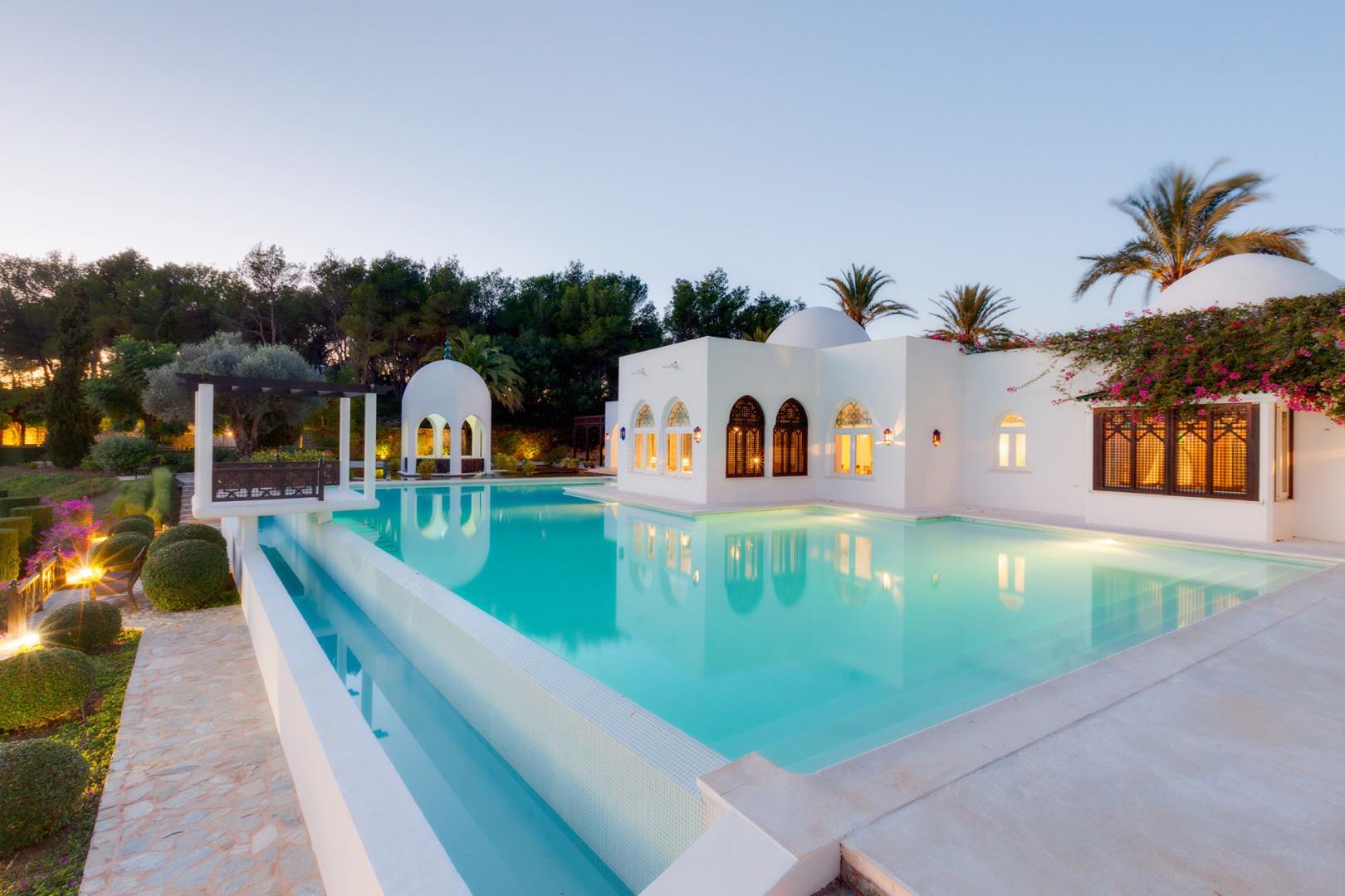 Vista San Lorenzo - villa Vista San Lorenzo Ibiza | Isle Blue