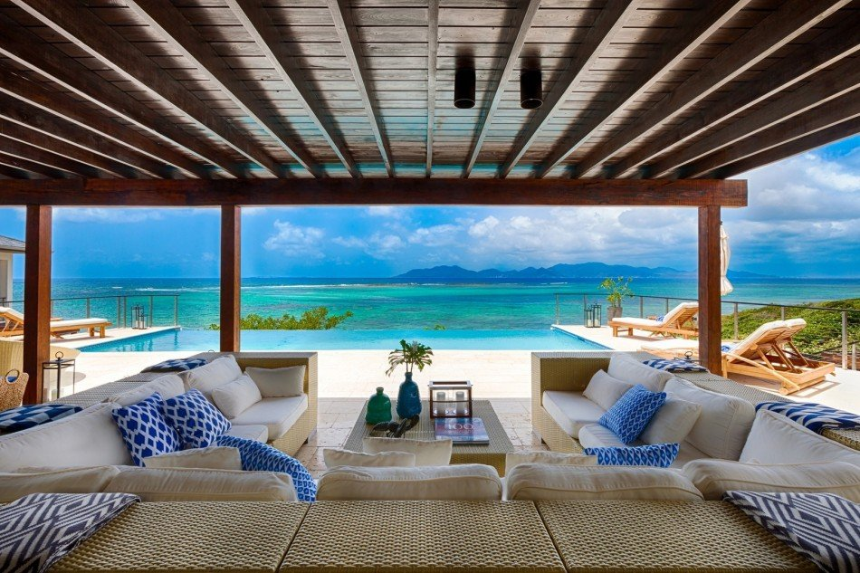 Anguilla Villas - Triton - Kamique - LockRum Bay - Caribbean | Luxury Vacation Rentals