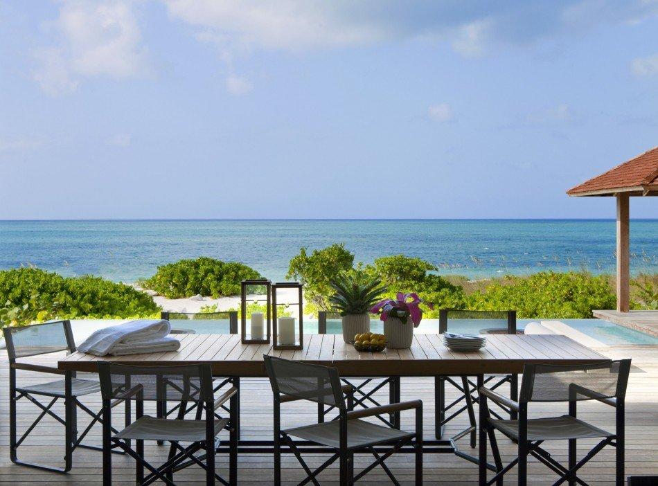 Turks & Caicos Villas - The Residence 1 at Grace Bay - Grace Bay - Caribbean | Luxury Vacation Rentals
