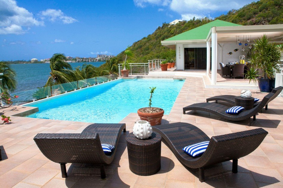 Simpson Lagoon, Terres Basses Villas - Speranza - Simpson Lagoon, Terres Basses - Caribbean | Luxury Vacation Rentals