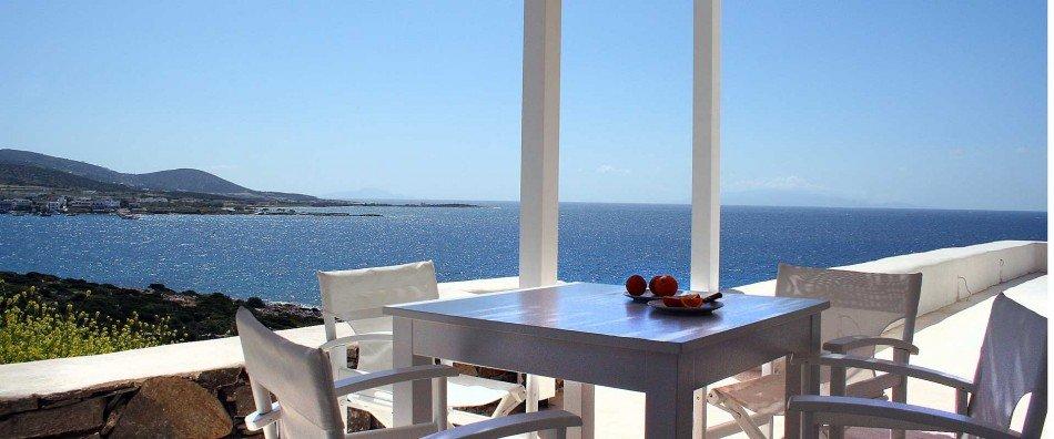 Greek Islands Villas - Sandy - Paros - Greece | Luxury Vacation Rentals